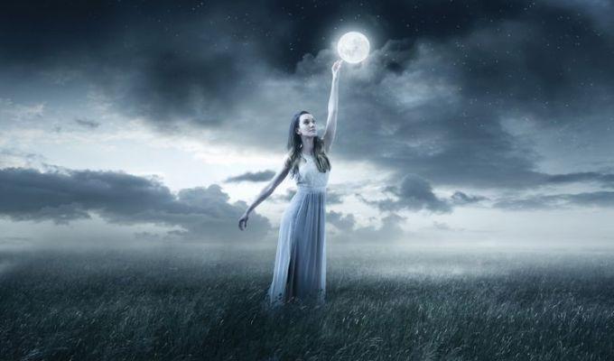 Cultivating our dreams… Full Moon in Sagittarius June2019!
